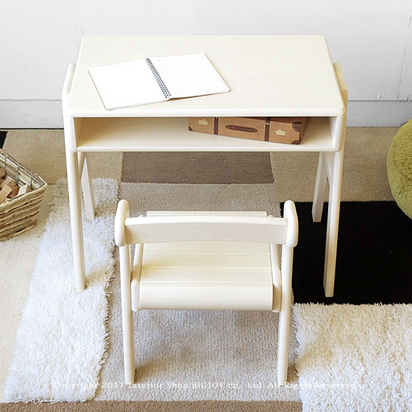 It has a pure white rounded shape made of solid rubber wood kids desks and kids Chair desk set. Is a miniseries to disturb family gathering as well as ... & joystyle-interior | Rakuten Global Market: Miniature desk and ... islam-shia.org