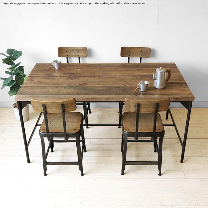古材を使ったヴィンテージテーブル