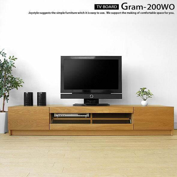 joystyle interior rakuten global market tv board gram. Black Bedroom Furniture Sets. Home Design Ideas