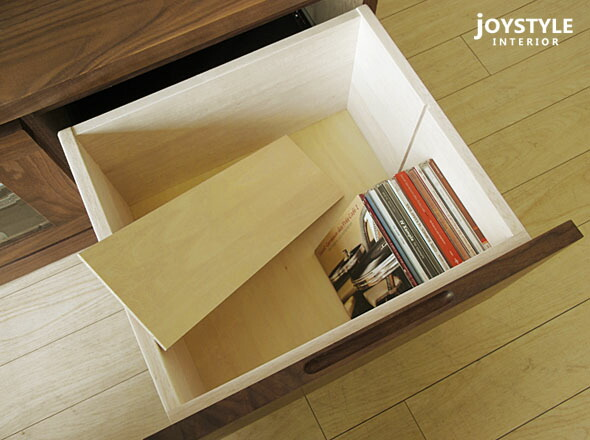 Joystyle Interior Simple Modern Design With Solid Walnut