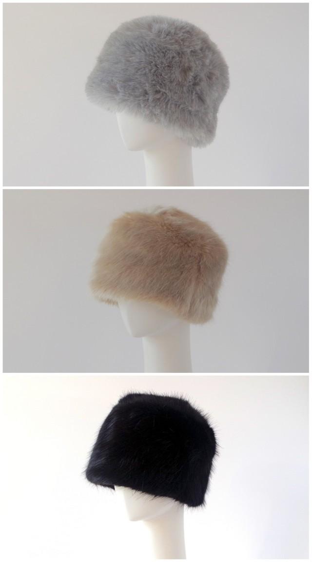 54c5eb3747d45 ... カラーバリエーション豊富にかわいいデザインでヨーロッパをはじめ世界中に愛される人気帽子ブランドです。  greviの冬の定番といえば、ムートンのファー帽子です ...