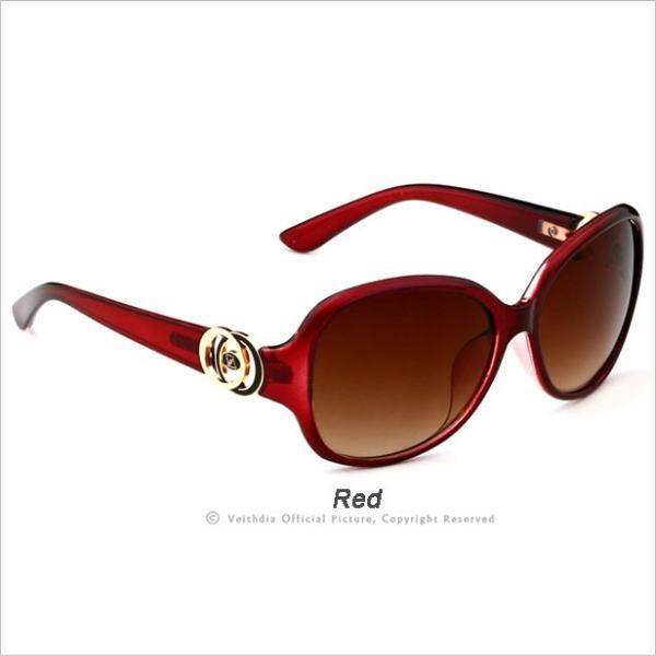 サングラス ラウンドフレーム デザイナーズ ファッションサングラス UV400 カラー:レッド アイウエアー メガネ 今だけ!送料無料 通常納期2週間~