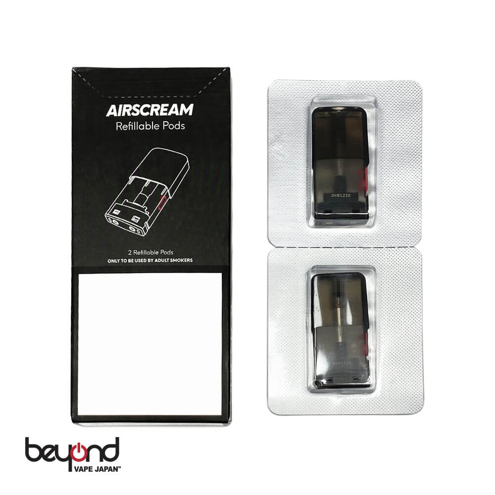 【AIRSCREAM】AirsPops Refillable Pods