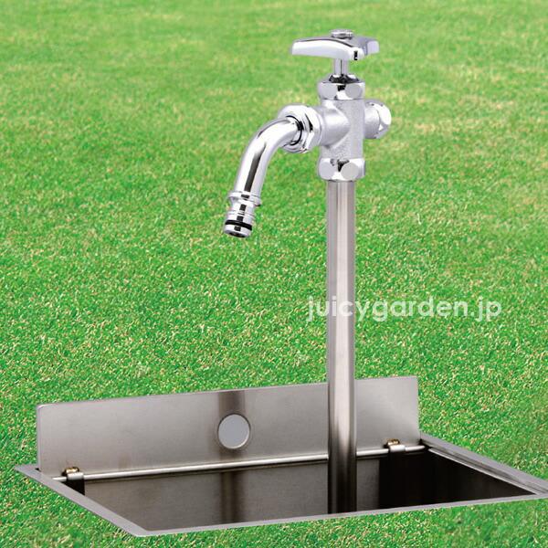 伸縮 立水栓 デン