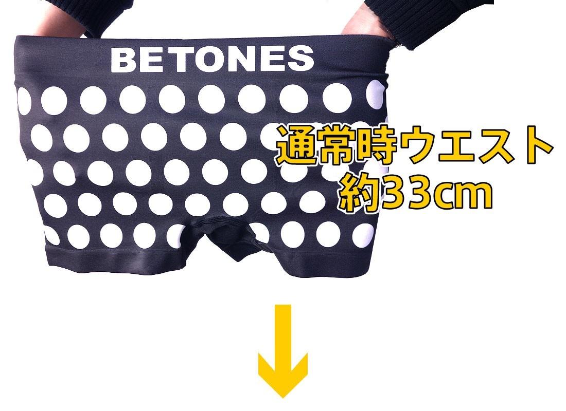 BETONES プレゼント