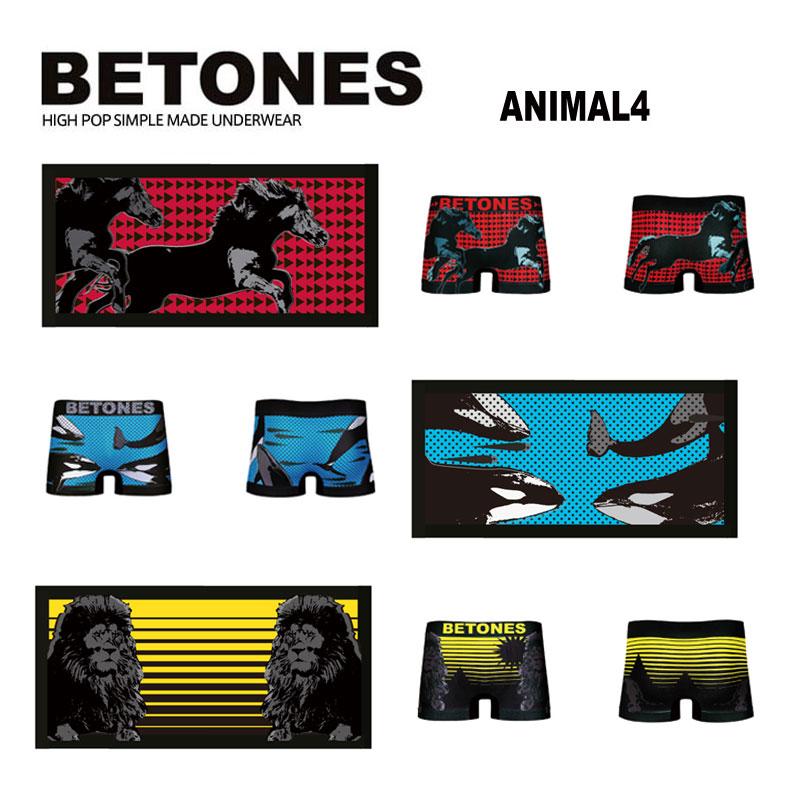BETONES ビトーンズ ANIMAL4