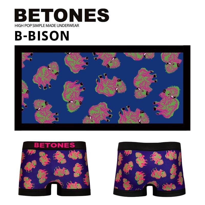BETONES ビトーンズ B-BISON