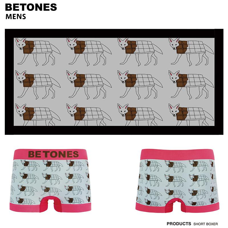 BETONES ビトーンズ CHOCOYOTE ボクサーパンツ