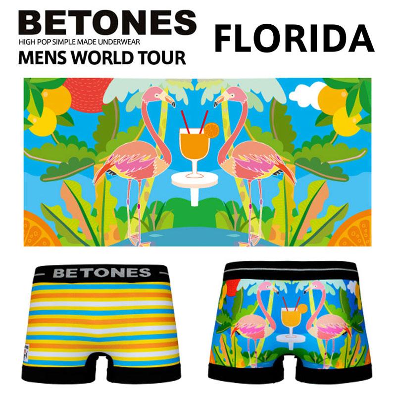 BETONES ビトーンズ WORLD TOUR FLORIDA