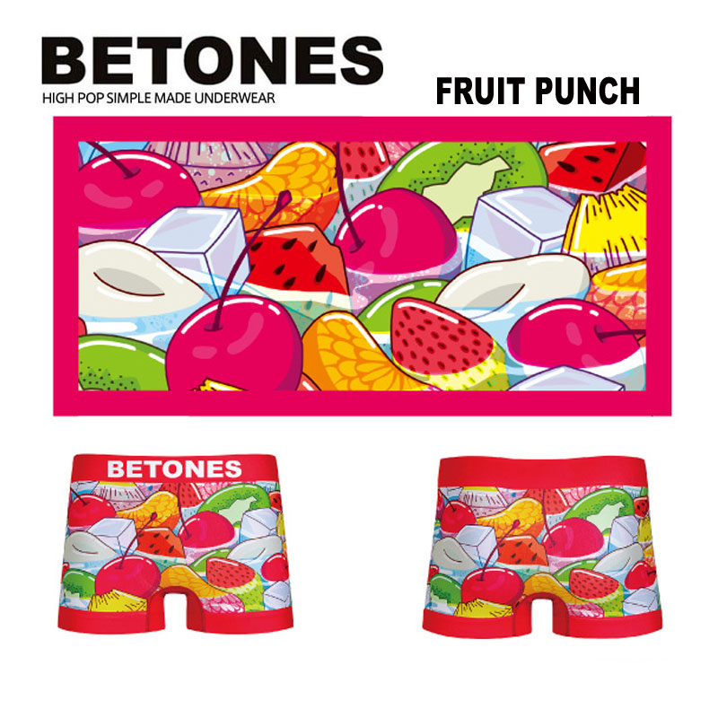 BETONES ビトーンズ FRUIT PUNCH