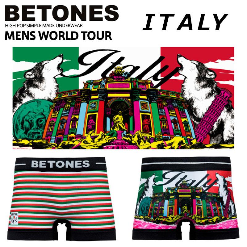 WORLD TOUR ITALY アンダーウェア ボクサーパンツ