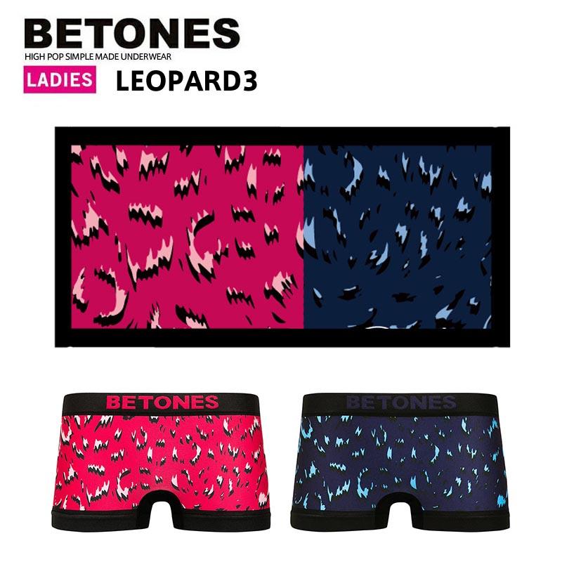 BETONES ビトーンズ LEOPARD3 レディース