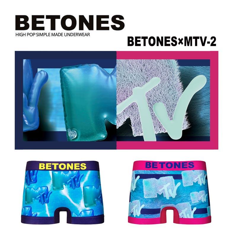 BETONES ビトーンズ BETONES×MTV2コラボ