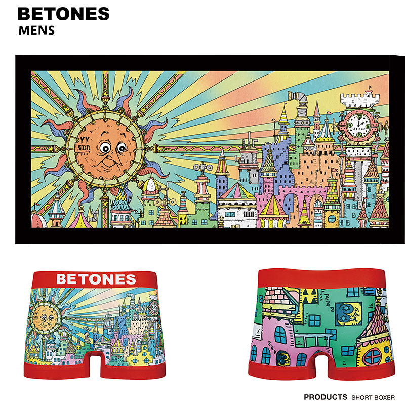 BETONES ビトーンズ SOL ボクサーパンツ