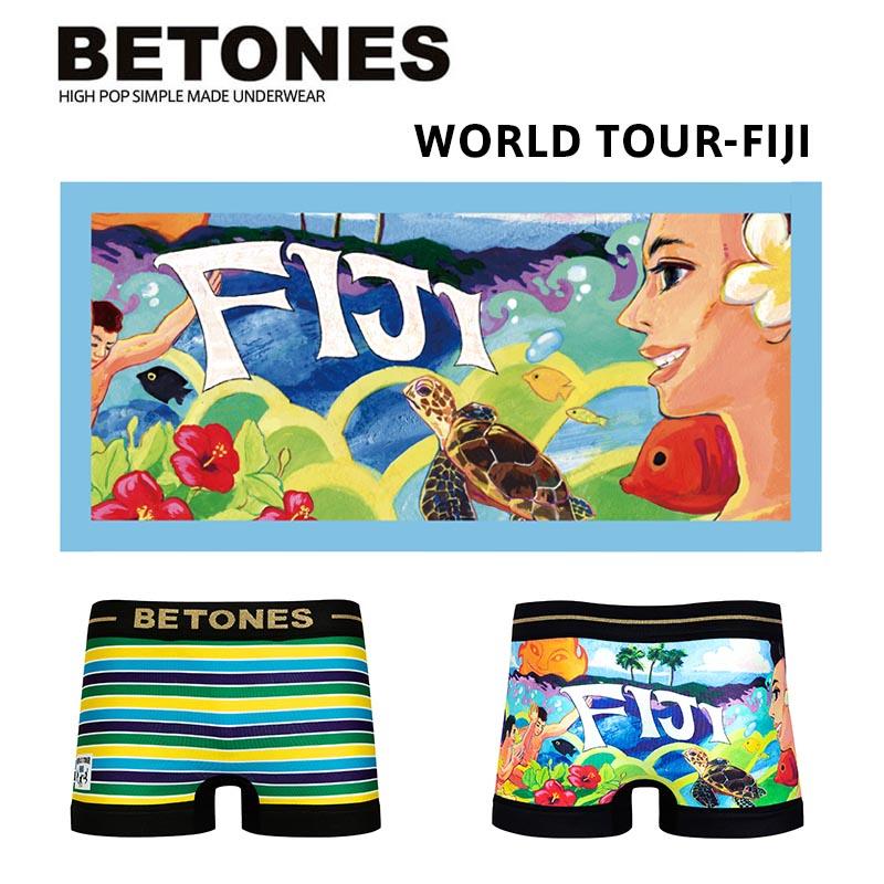 BETONES ビトーンズ WORLDTOUR 2019第6弾フィジー