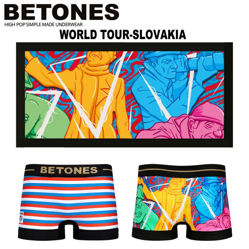 BETONES ビトーンズ WORLDTOUR 2019第9弾スロバキア