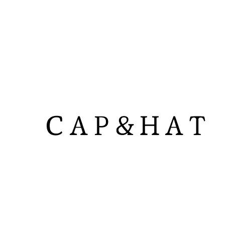 キャップ&ハット
