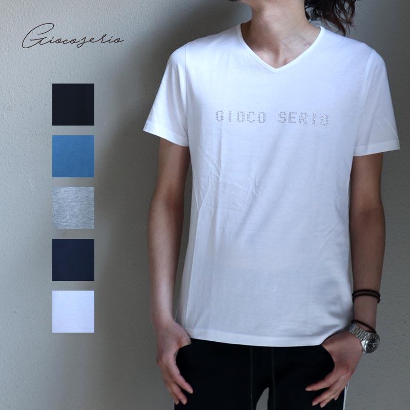 ラインストーン 半袖 Tシャツ