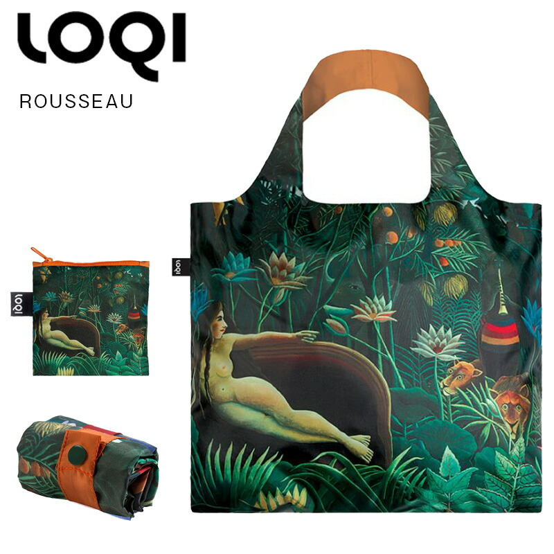 rousseau エコバッグ
