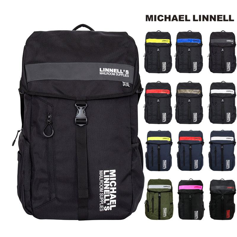 MICHAEL LINNELL マイケルリンネル Big Backpack ML-008
