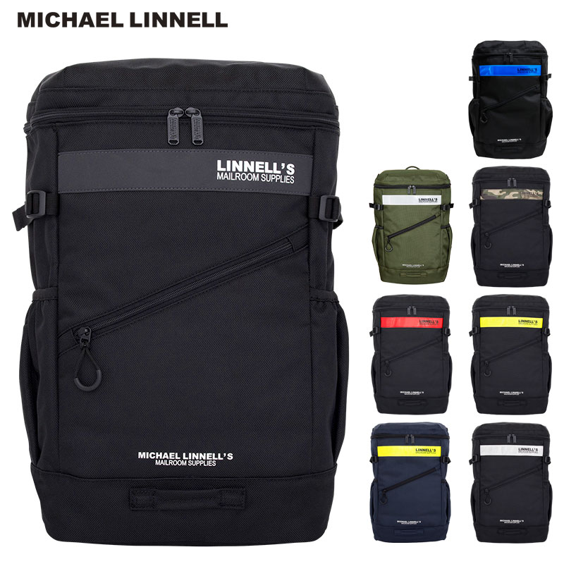 MICHAEL LINNELL マイケルリンネル Box Backpack ML-020