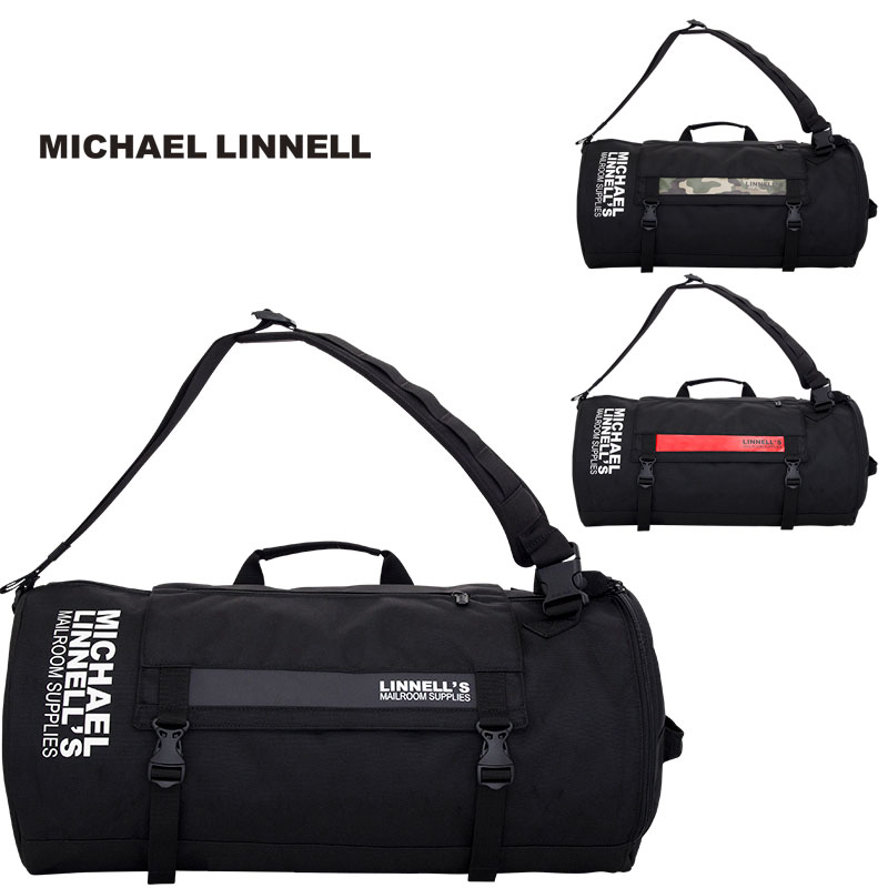 MICHAEL LINNELL マイケルリンネル Boston Messenger ML-022