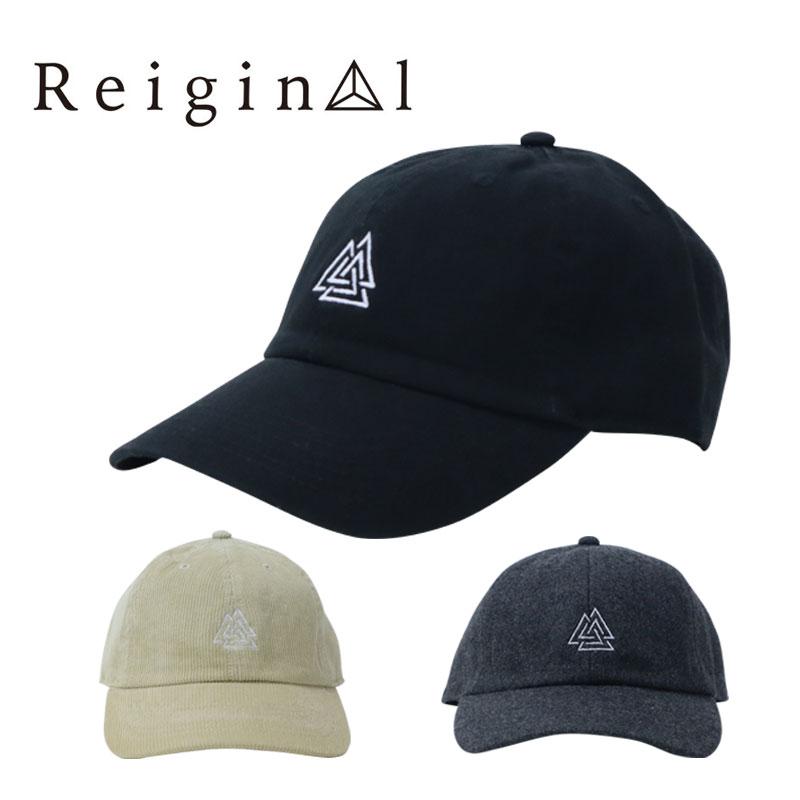 REIGINAL レイジナル ロゴ キャップ