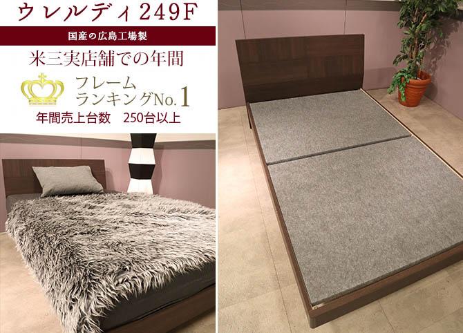 ウレルディ249F 売上年間No,1