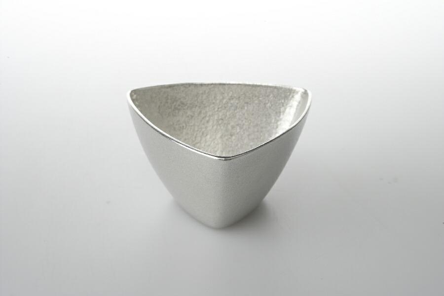 能作 小鉢 − 三角 501020 錫100%