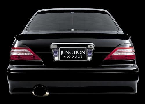 ジャンクションプロデュース JUNCTION PRODUCE ジャンクション CEDRIC/GLORIA Y34 エアロキット 【グリルアイラインガーニッシュ】 車 カーパーツ  通販 カー用品