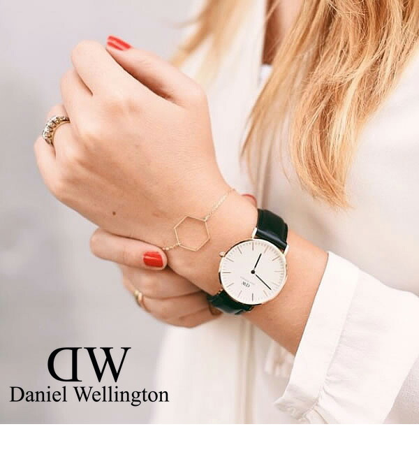 c27477269c DANIEL WELLINGTON レディース 36 腕時計 《 Classic/Silver 》