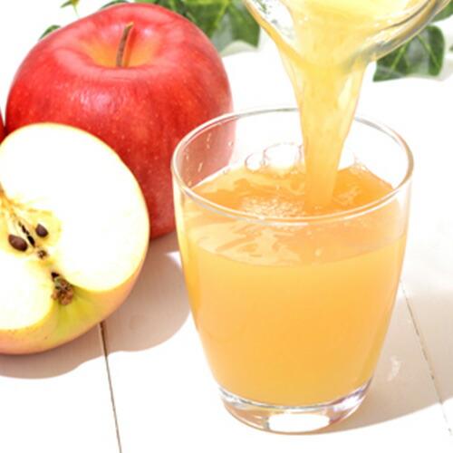 すりおろしりんご汁