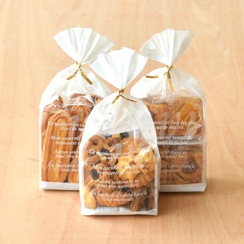巾着 パイ&クッキー3種