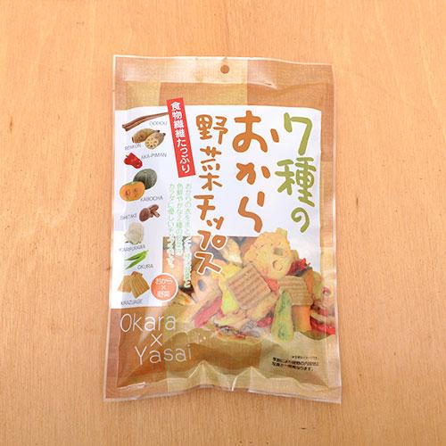 7種のおから野菜チップス