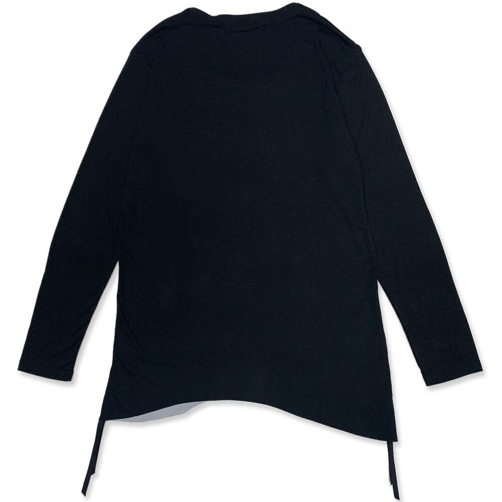 JURY BLACK ジュリーブラック シャツ Forest Lake 長袖 Tシャツ width=