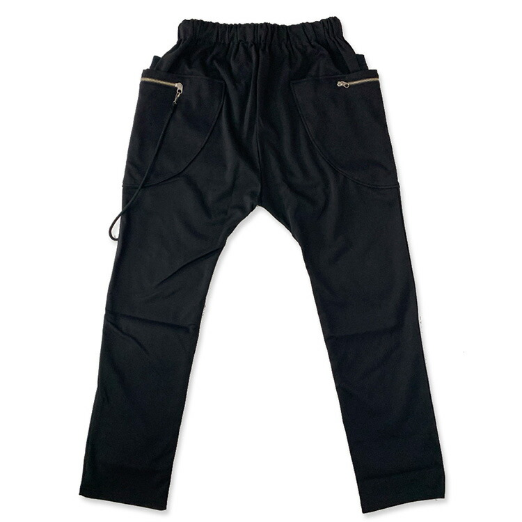 JURY BLACK ジュリーブラック シャツ ポンチジョガーパンツ