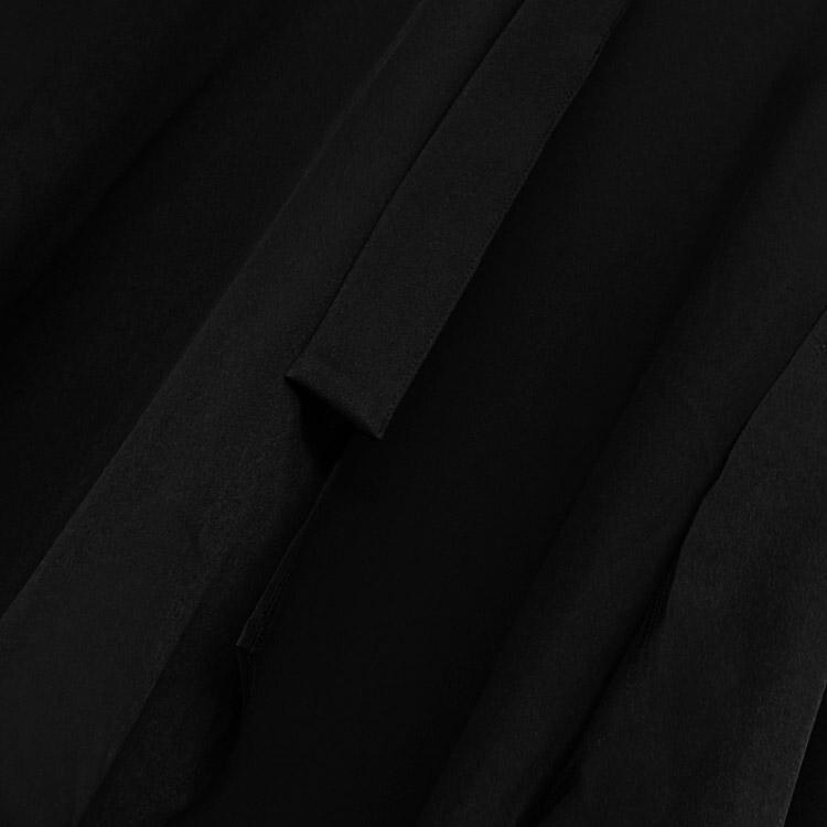 JURY BLACK ジュリーブラック WRouge ルージュ サスペンダー付きサルエルパンツ