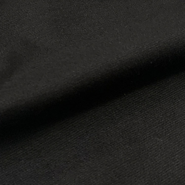 JURY BLACK ジュリーブラック シャツ 切り替えオフタートルカットソー