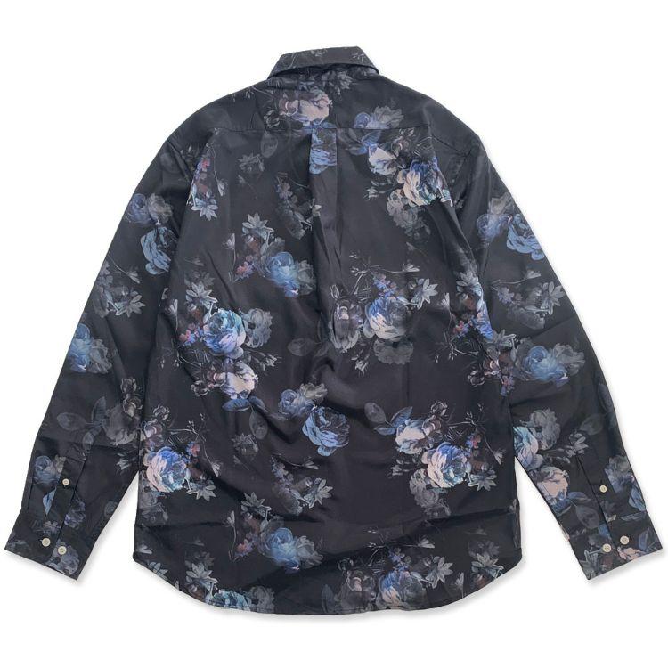JURY BLACK ジュリーブラック シャツ センターボックス ローズシャツ