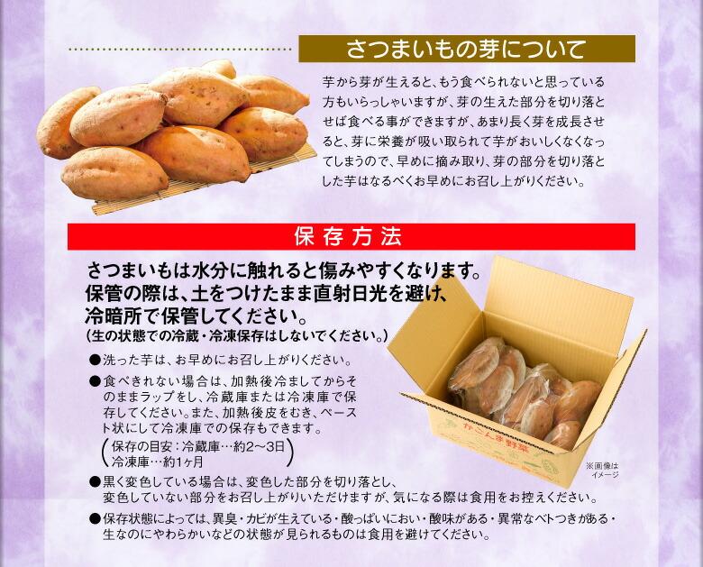 安納芋保存方法