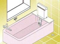 浴槽上設置タイプ