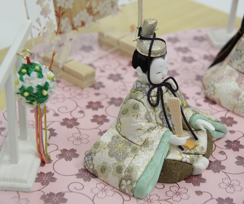 雛人形、桃の節句、初節句
