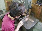 金物の初期工程