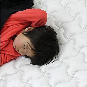 優しい寝心地