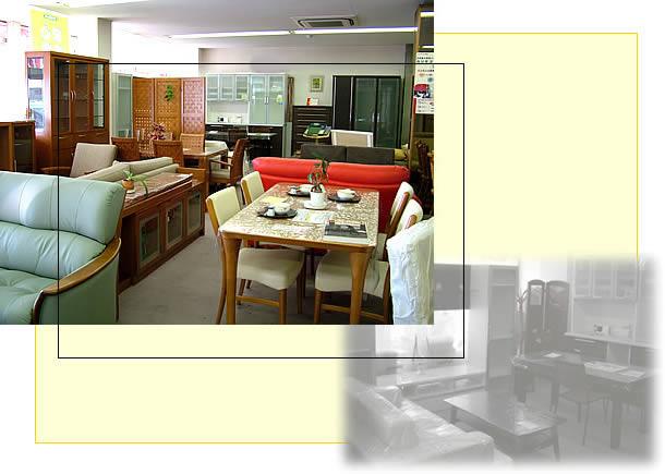家具 通販 K-Style 店舗イメージ