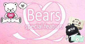Bears特集