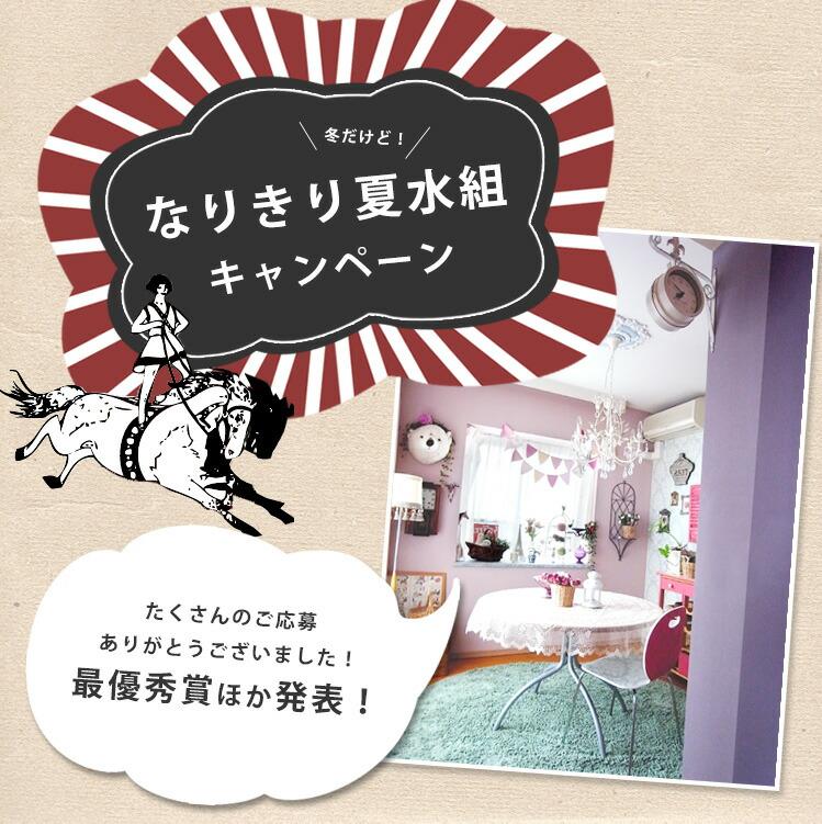 なりきり夏水組キャンペーン 発表!