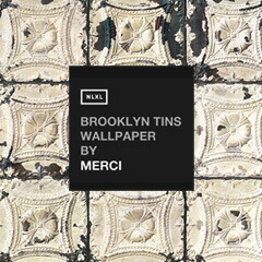 Tin Tile Merci