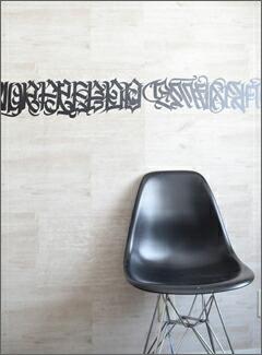ラフィティライターCASPERデザイン