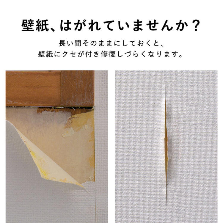 補修 壁紙